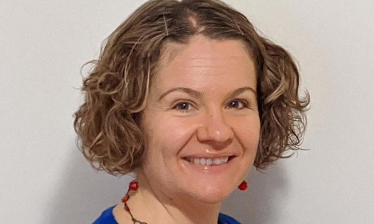Image of Alyssa Garrett, clinical psychologist
