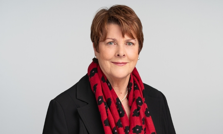 New President Maree O'Brien