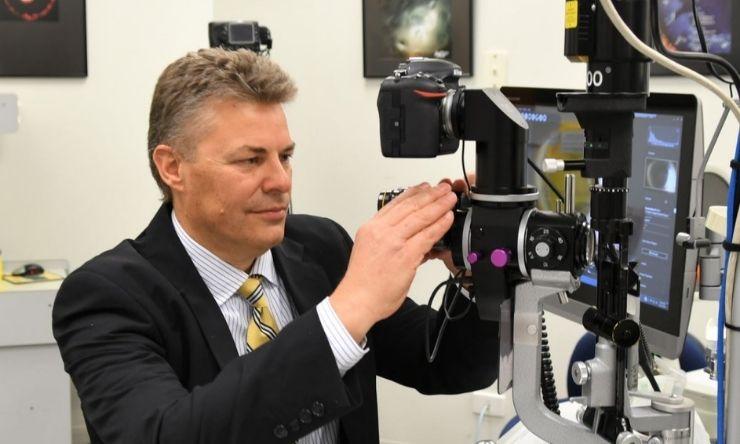 Image of Professor Jamie Craig