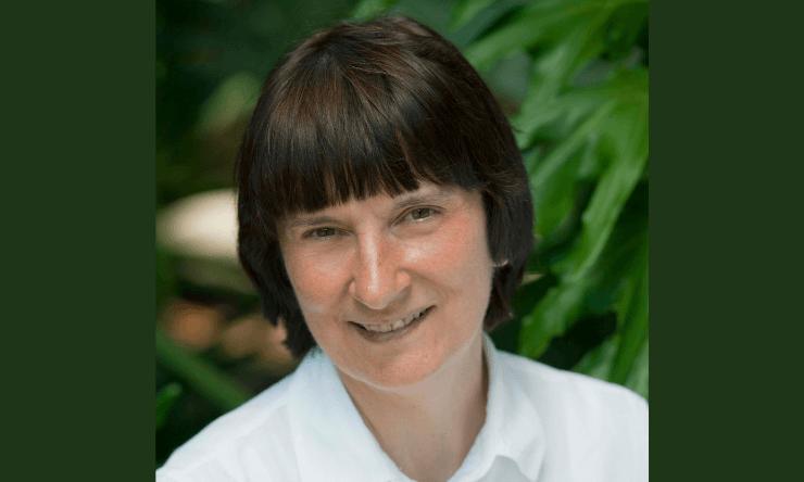 Professor Ewa Goldys