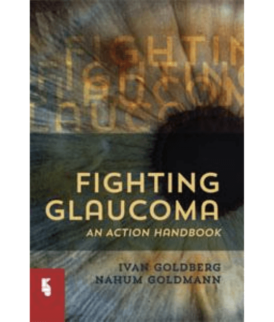 Fighting Glaucoma: An action handbook cover