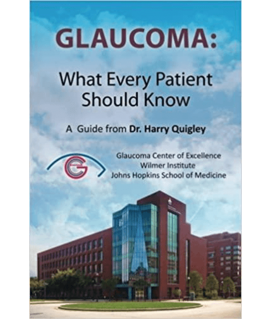Glaucoma: What every patient should know cover