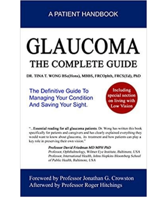 Glaucoma: The Complete Guide cover