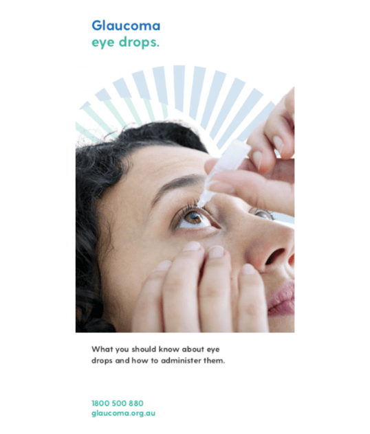 Eye Drops - what you should know. cover