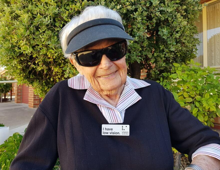 Wilma Mitchell, Bendigo, Victoria