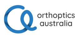 Orthoptics Australia Logo