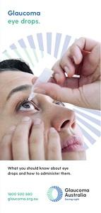 Glaucoma Eye Drops brochure (max 5 packs of 20) image