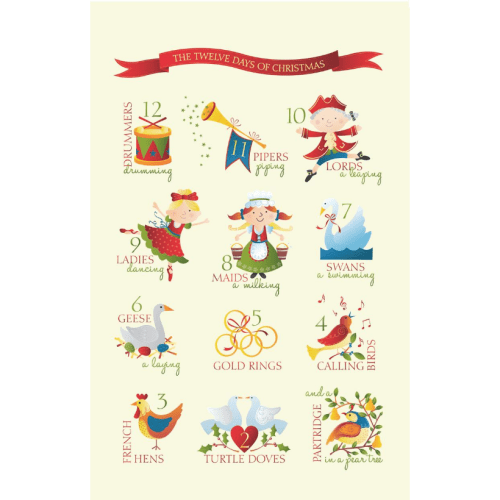 The Twelve Days of Christmas image