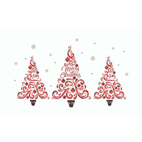 3 Christmas Trees image